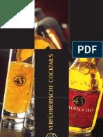 LICOR Cocktailbuch Band 1