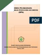 Pedoman Pelaksanaan Klasifikasi BP3K
