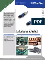 DataSensor S5 Universal Tubular Sensors
