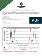 PAR LED Datasheet