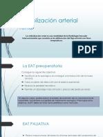 Embolización Arterial Renal