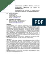 Predicción del ensuciamiento coloidal en sistemas de ósmosis inversa y nanofiltración. Aplicación del índice de atascamiento modificado (MFI)