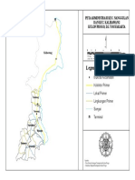 Peta Administrasi Nanggulan Kalibawang