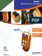 Gas Pro Issue 6 Spanish 301113