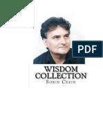 SORIN CERIN - WISDOM COLLECTION