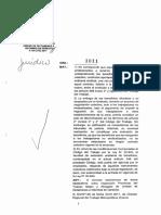 DICTAMEN 06.3 - Nuevas Reglas de Extensión de Beneficios También Aplican Para Instrumentos Colectivos Suscritos Bajo La Normativa Anterior (Ord. 1011. 03-03-17)