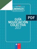 DT - Guía Negociación Colectiva 2017