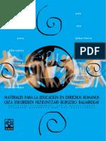 Clase n° 18 - Declaración Universal de los Derechos Humanos- Material de Estudio Ararteko.pdf