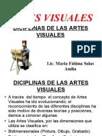 Capacitacion Disciplinas de Las Artes Visuales