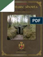 Adventure Shorts Volume 1 (5e)