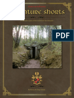 Adventure Shorts Volume 1 (5e)