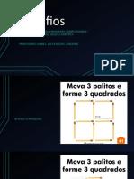 DESENVOLVIMENTO DO PENSAMENTO COMPUTACIONAL