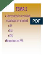 06 Demoduladores Receptores de AM