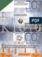 Exposicion Protocolo de Kioto