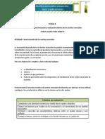 Actividad de Aprendizaje Unidad 3- Caracterizacion de Los Aceites Esenciales CAVA