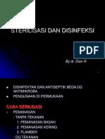 Sterilisasi Dan Disinfeksi