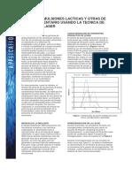 DIF-Medidas de Emulsiones Lacteas y Alimentarias (1)