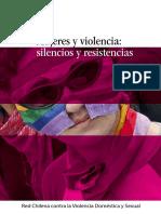 Mujeres y violencia