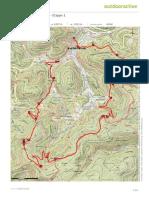 De Albtal Abenteuer Track Etappe 1