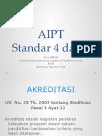 AIPT Standar 6