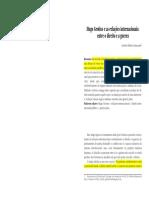 Hugo Grotius e as Relações Internacionais - Gabriel Barnabé