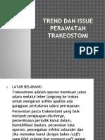 Trend Dan Issue Perawatan Trakeostomi
