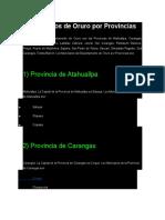Municipios de Oruro por Provincias.docx