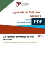 Ingeniería de Métodos I - Semana 2 - Sesión 3-Estudio Del Trabajo.cbt