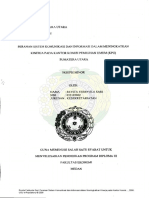 Peranan Sistem Komunikasi Dan Informasi Dalam Meningkatkan Kinerja Pada Kantor Komisi Pemilihan Umum (KPU) Sumatera Utara