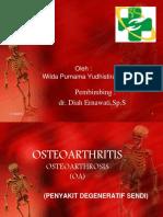Osteoartritis Will