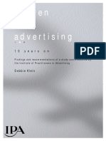 Women in Advertising IPA