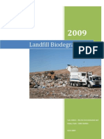 Adams, Clark - 2009 - Landfill Bio Degradation