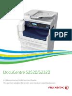 Fuji Xerox DocuCentre S2520/S2320