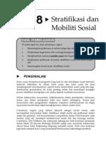 kajian sosial-Stratifikasi dan Mobiliti Sosial