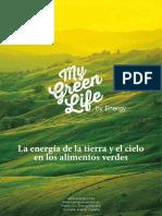 Catálogo My Green Life