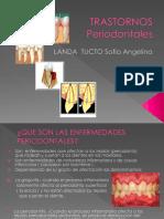 trastornos  Periodontales