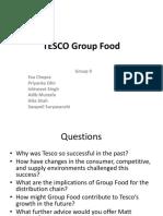 TESCO Group Food_Group2