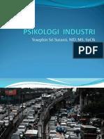 Psikologi Industri.yosephin