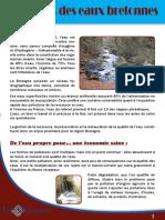 Pollutions des eaux bretonnes - Fiche péda Eau & Rivières de Bretagne