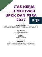 Kem Motivasi Psra Upkk 2017 Kafa Jln 6
