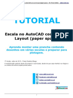 Desenhos Escala Autocad Paper Space1