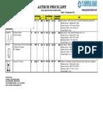 Aztech Dealer Price List