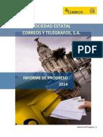 Informe de Progreso 2014