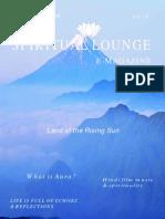 Spiritual Lounge E-Magazine