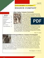 CLR15 Maintenance Company August(b)
