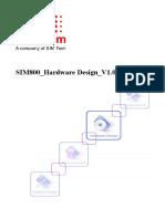 Hardware Design SIM