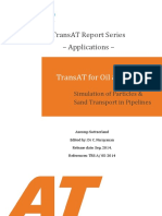 Transat Particles in Pipes