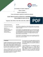 Informe de Quimica 4p