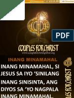 Cfc Mass Slides English Seminary 1
