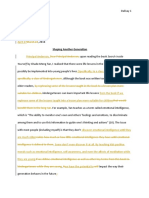 English Paper 3